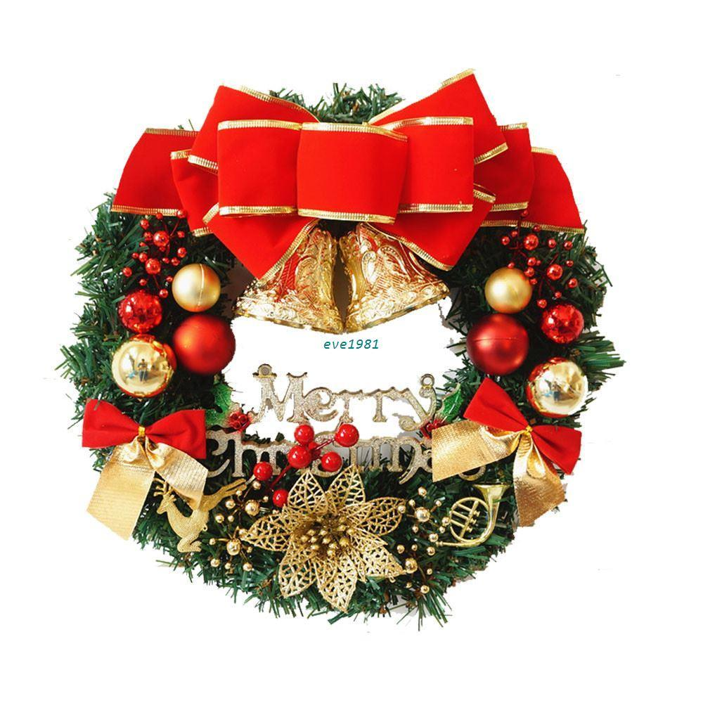 2016 new rosonsehotsale christmas decorations door and for Discount christmas decorations