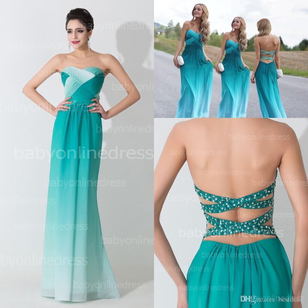 Strapless Prom Dresses Under 100
