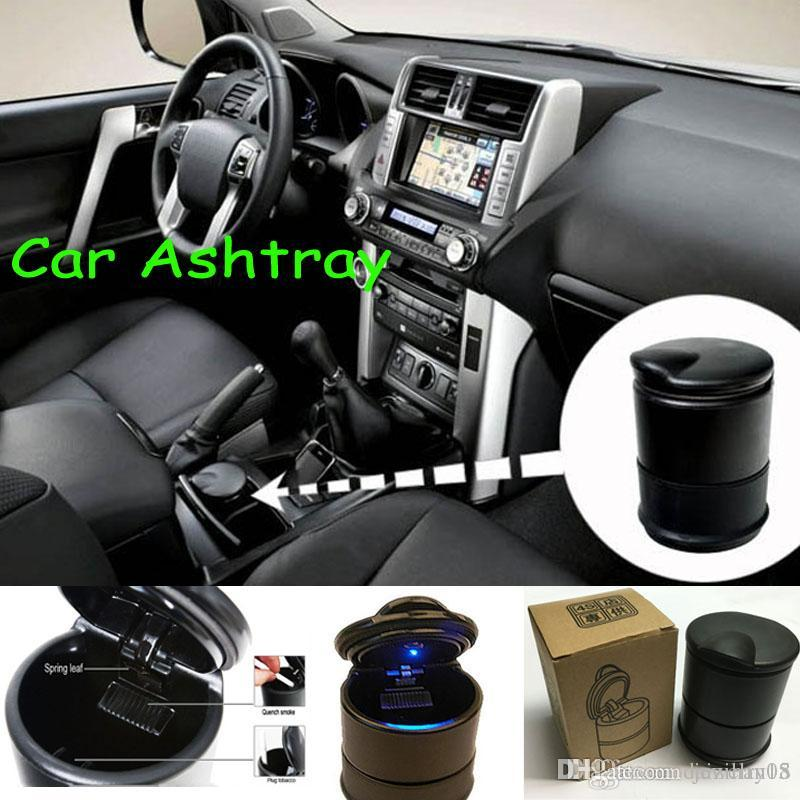 wholesale durable portable car ashtray car interiors home frame set black dolly travel cigarette. Black Bedroom Furniture Sets. Home Design Ideas