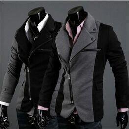 New Design Windbreaker Mens Brand Blazer Jacket Coats,Casual Slim ...