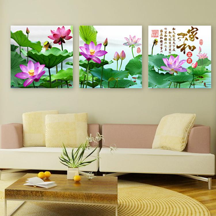 Hot Sell Modern Home Decorative Art Picture Paint on Canvas Prints ...