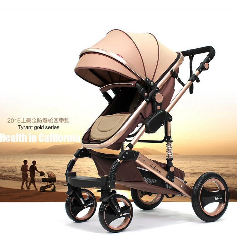 2017 2016 New Fashion Design Luxury Baby Stroller,Newborn Child ...