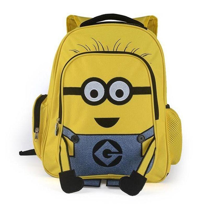 Genuine Hot Sale 3d Cartoon School Backpacks For Kids,Cool Boys ...