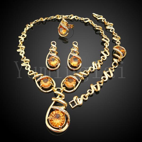 2018 India Jewelry Dubai Gold Jewelry Women Fashion: 2018 Fashion 22k Gold Jewellery Dubai Wholesale , 2015