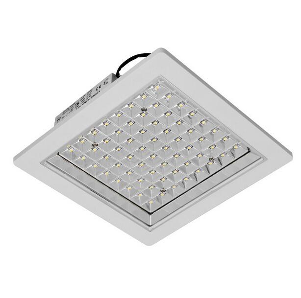 2017 square concealed led kitchen lights embedded - Concealed led ceiling lights ...