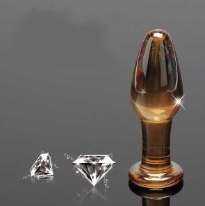 glass dildo bdsm anal