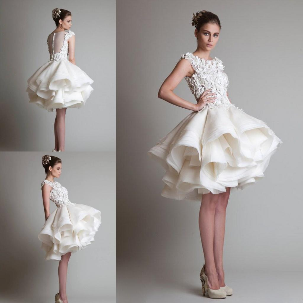 Short Gothic Dresses