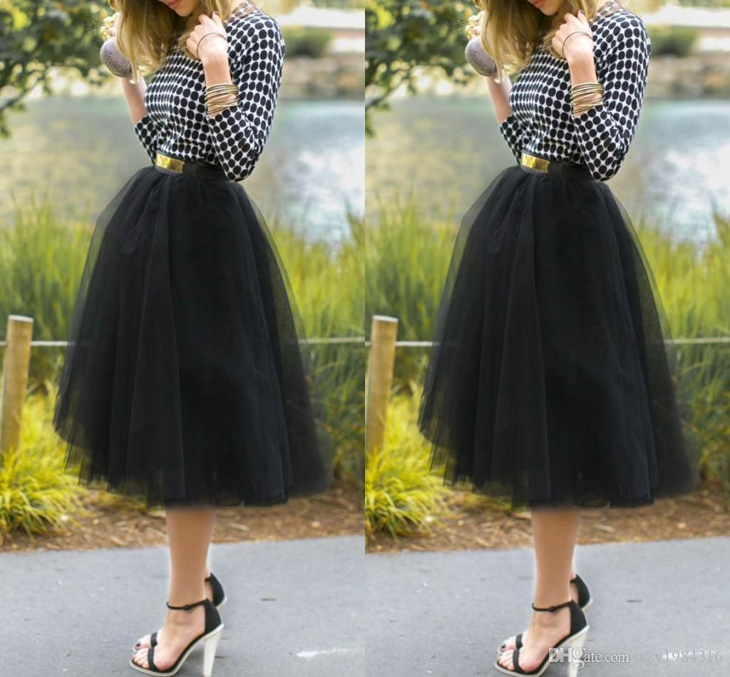 Where to Buy Long Layered Tulle Skirt Online? Where Can I Buy Long ...