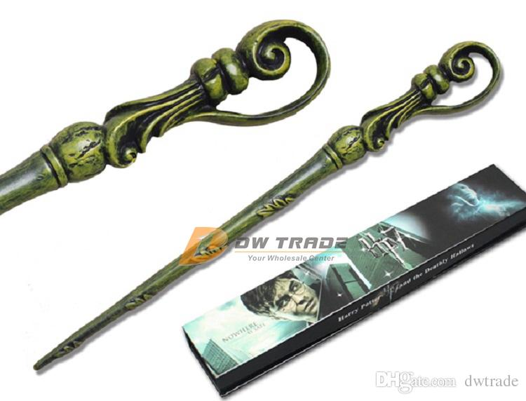 Dhl 2015 hot harry potter magic wand dumbledore malfoy for Name of dumbledore s wand