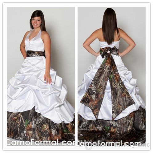 Orange camo wedding dresses - Lookup BeforeBuying