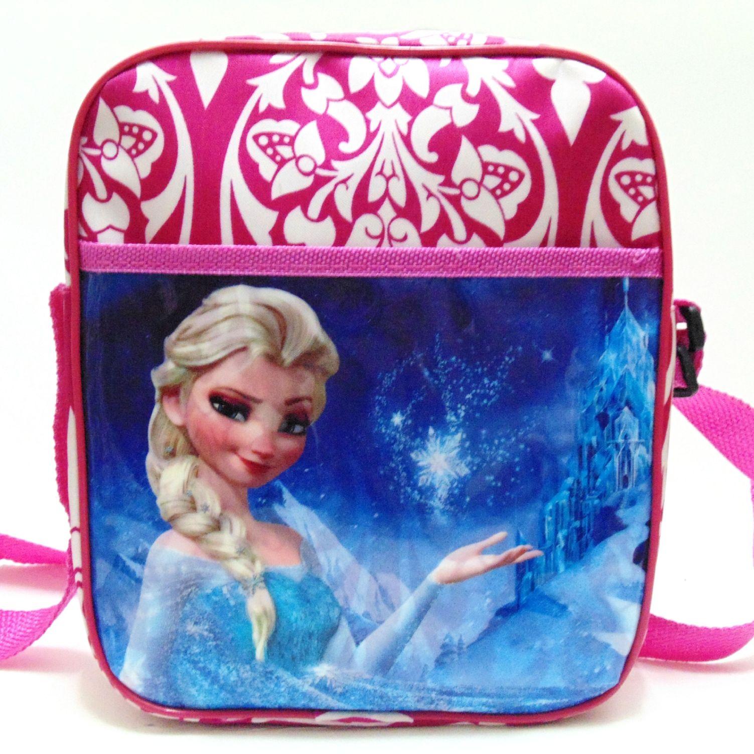 Frozen Cartoon Character Mini School Bag Children Book Bags Girls ...