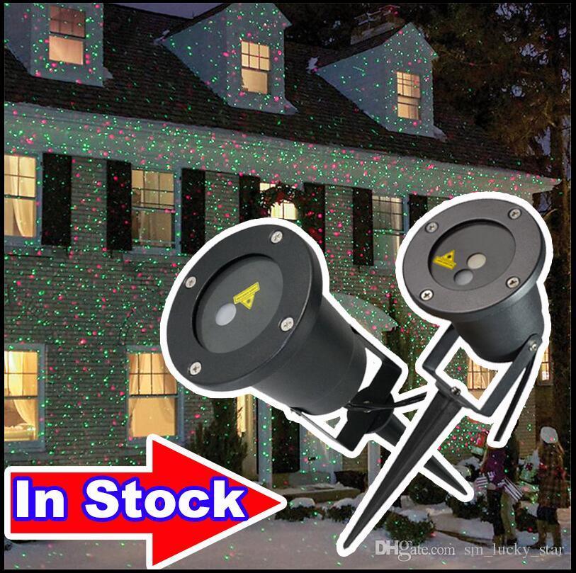 Outdoor Laser Light Show Projector Christmas Laser Lights