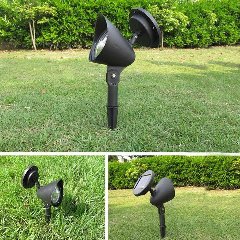 Led Solar Garden Light Lamps