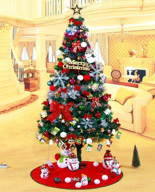 6 Ft Artificial Christmas Tree 1 8 M Christmas Tree