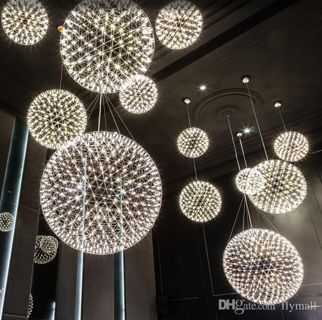 Moooi raimond suspension pendant lamps moooi chandelier for Suspension multi lampes