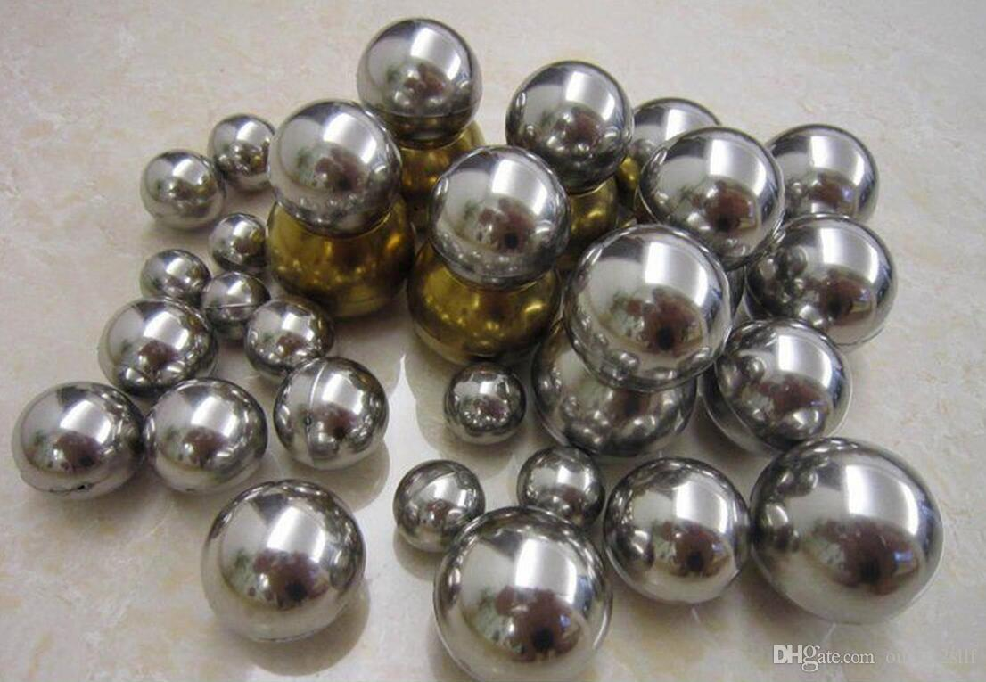 304 stainless steel metal hollow ball ornaments home amp garden