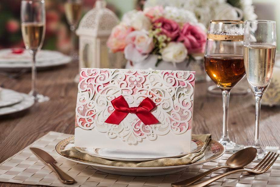 Wholesale Wedding Cards Wedding Supplies Wedding Thank You Notes – Custom Made Invitation Cards