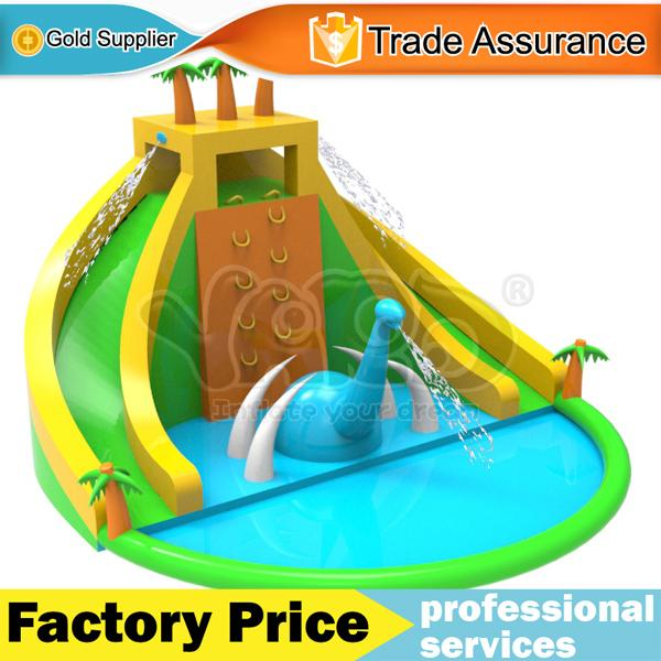 yard gaint backyard home use inflatable water slide water park game toys playground bounce house with blower bounce house inflatable bouncer inflatable - Water Slide Bounce House