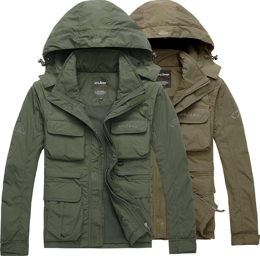 Wholesale Hot Sale 2015 Afs Jeep Jacket Men Man Military Jacket