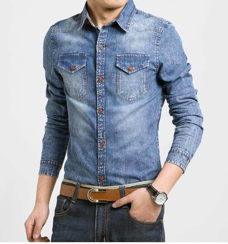 Denim Jeans Shirts Online