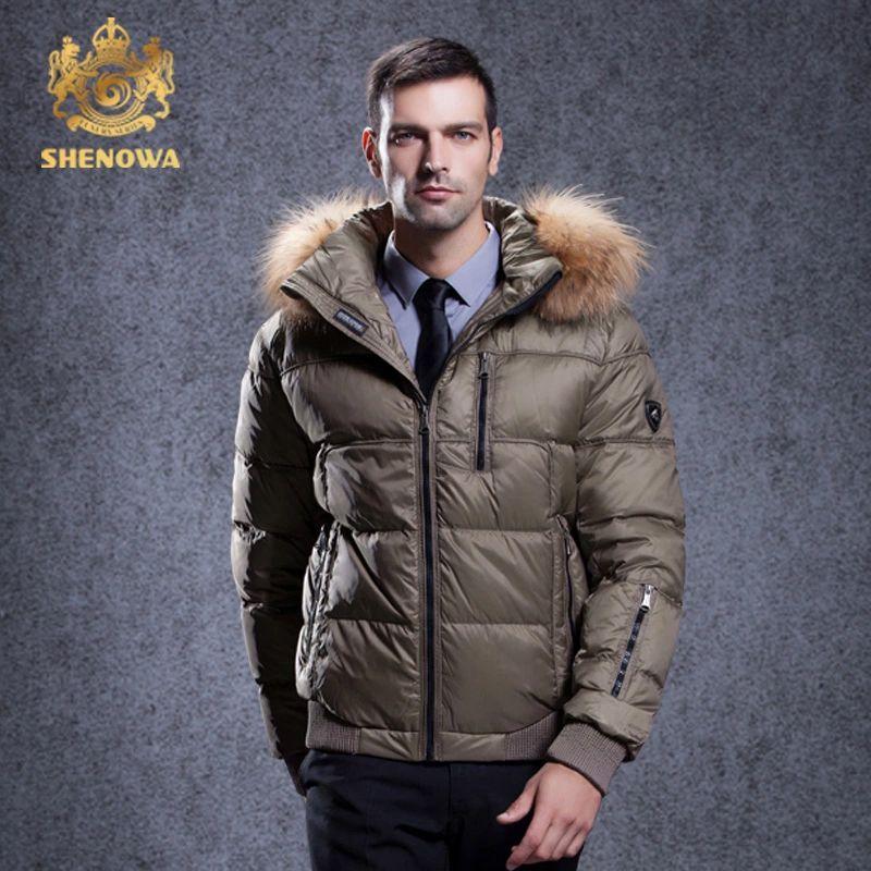 Uck Bown Jacket Men Winter Coat Men Puffer Jacket Men Jacket ...