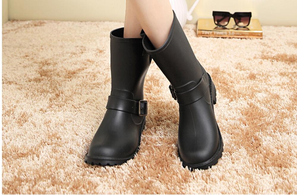 Wonderful  Women Wellies Bootswomen Rain Boots Fishing BootsChina Mainland