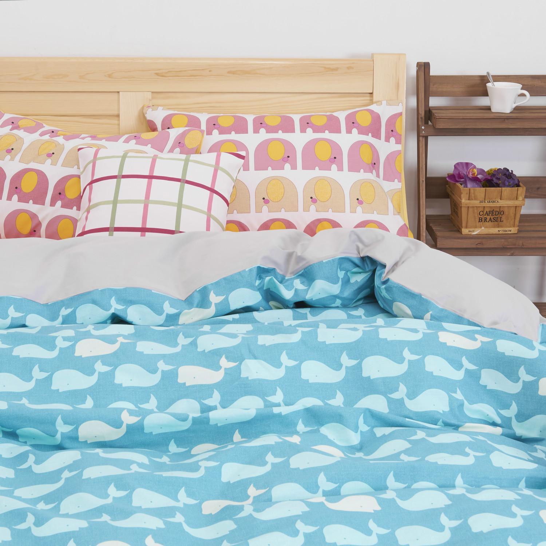 New Ikea Simple Style Blue