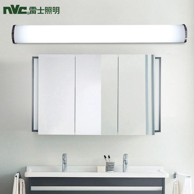 Nvc specchio bagno luce specchio luce bagno parete luci bagno ...