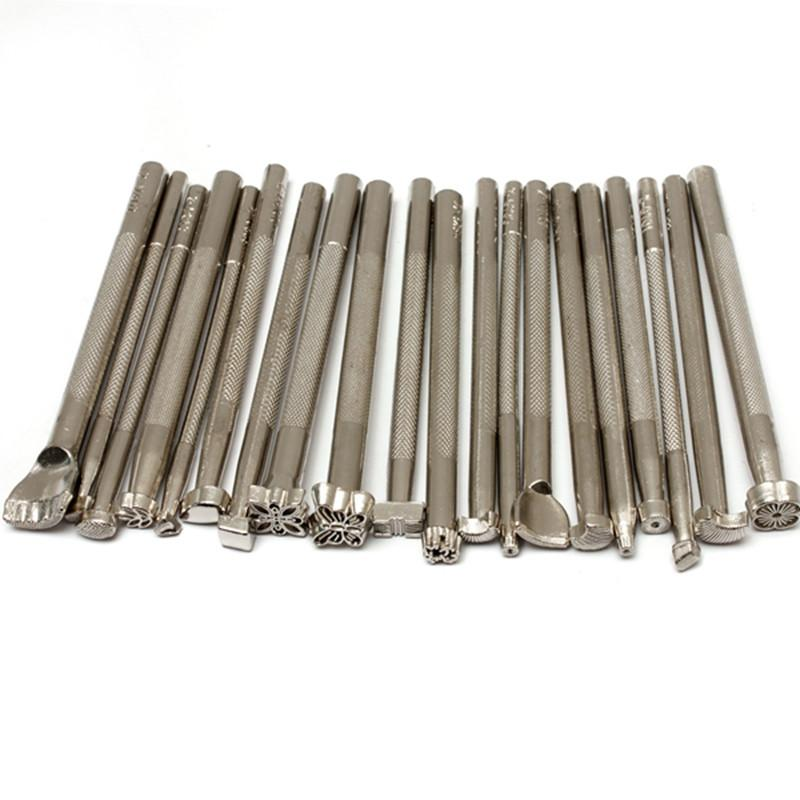 Aluminum Alloy Working Myanmar: 2017 Durable Solid Metal Alloy Leather Craft Tools Working