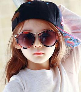 girls sunglasses  Girls Boys Sunglasses Fashion New Vintage Style Children Leopard ...