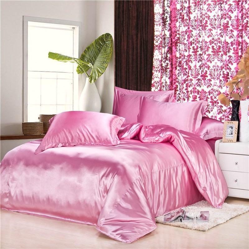 Satin Bed Sheets Amazon