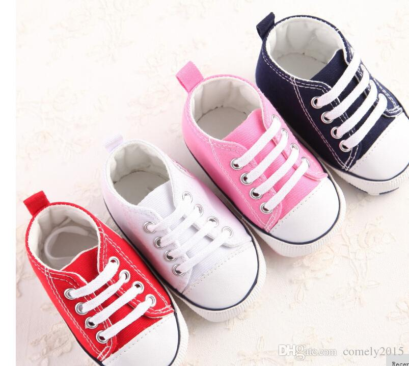 Wholesale 2015 New Baby Boy Shoes Kids Sneakers Newborn