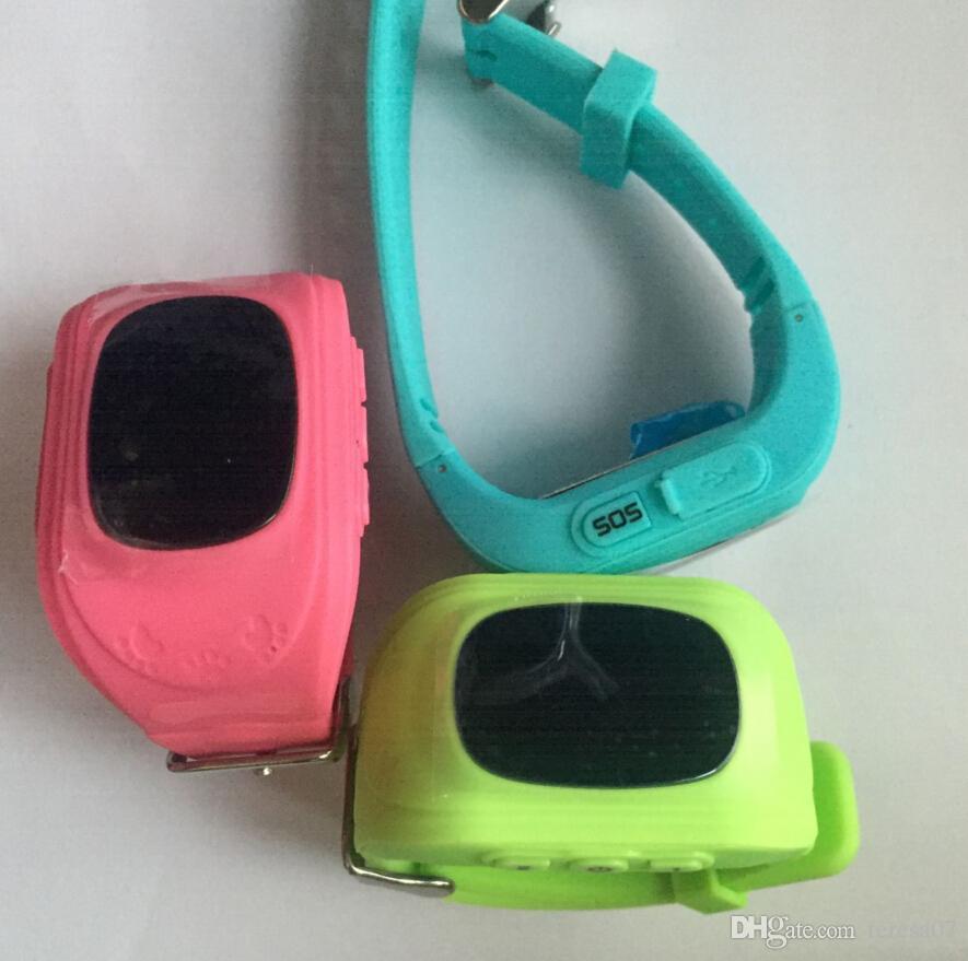 2015 dhl kids boys gps tracker positioning phone watch with sos alarm clock footprints monitor. Black Bedroom Furniture Sets. Home Design Ideas