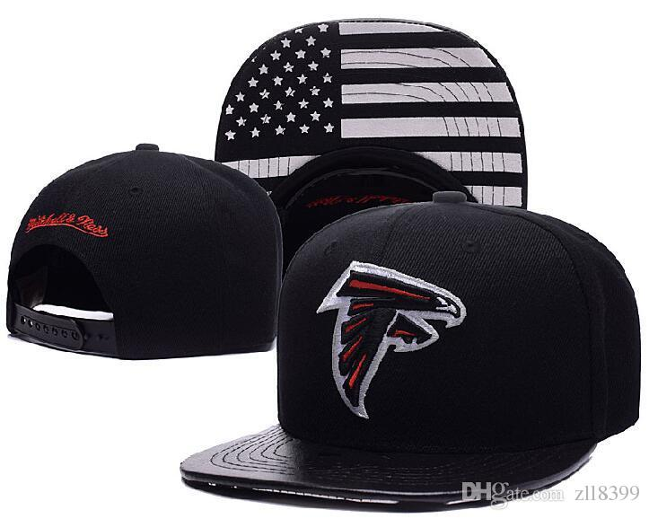 Des milliers Atlanta Snapback Snap Back Hat Pour Baseball Cap Men Summer, Falcon