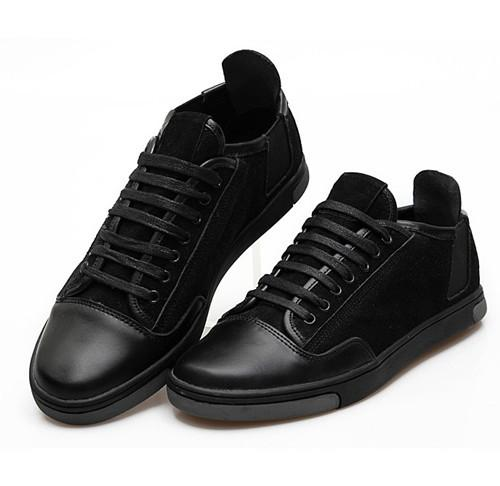 New 2015 Spring Winter Sneakers For Men Casual Leather Shoes ...
