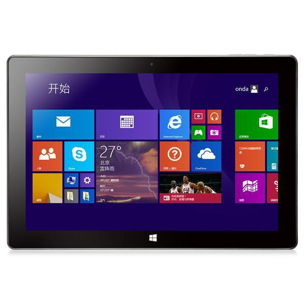 10,1 pouces d'origine Onda V101W Tablets PC sous Windows 8.1with Bing Intel Z373