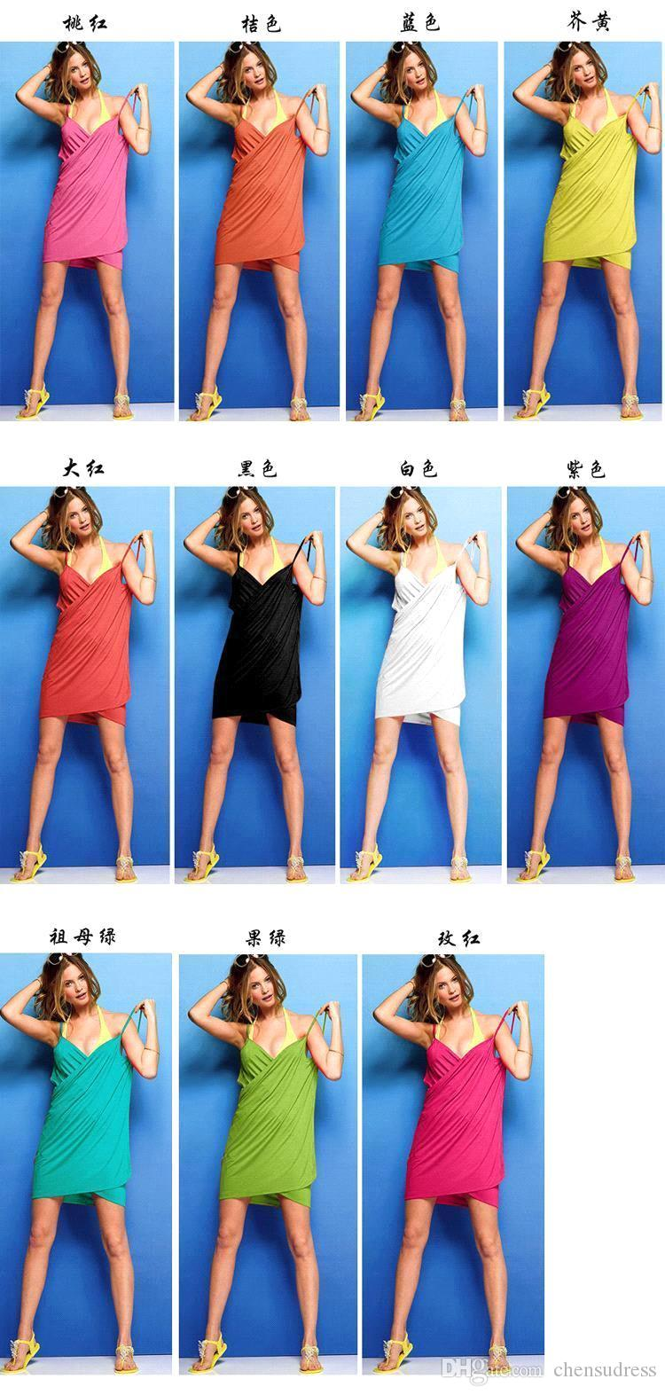 Cheap Summer Beach Dresses