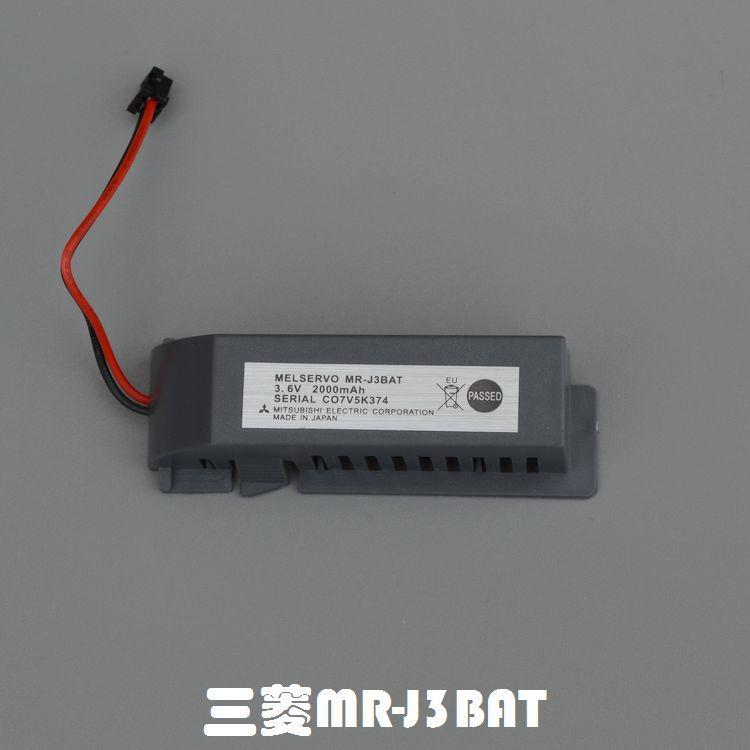 new original authentic mr j3bat servo lithium er6vc119a b plc battery packs dhl 18650. Black Bedroom Furniture Sets. Home Design Ideas