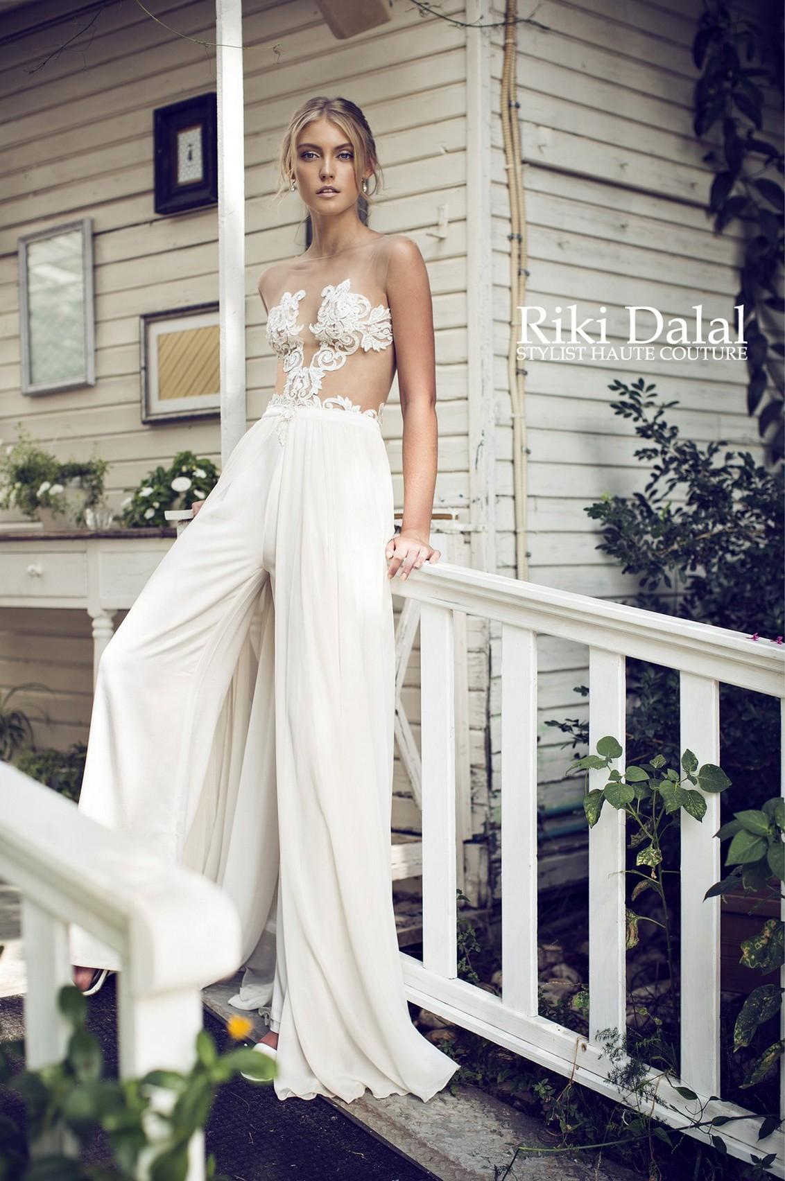 Discount Riki Dalal 2015 Jumpsuit Wedding Outfits y