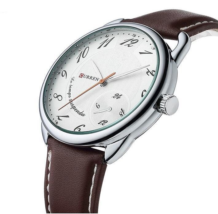 Fashion Men'S Watches Import Quartz Curren Luxury Fine ...