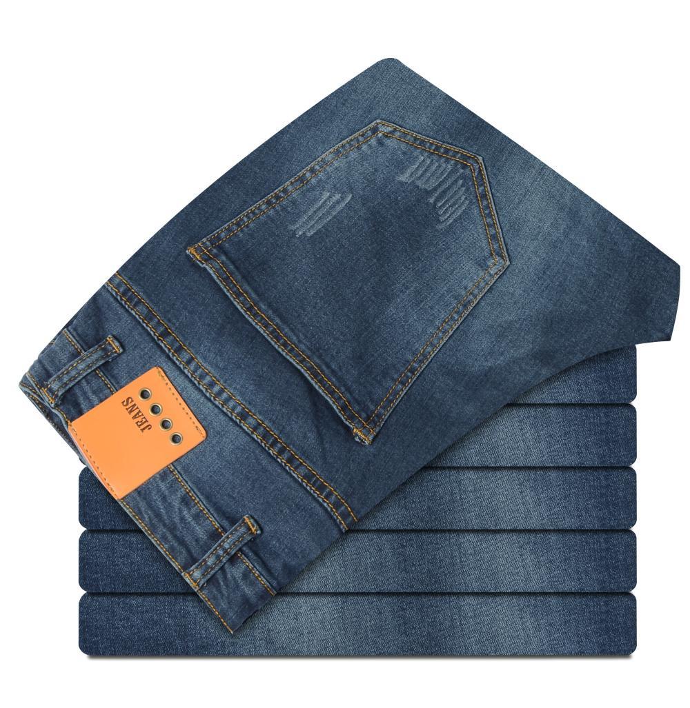 2017 Large Size Men Jeans 36 40 42 44 46 48 Designer Mens Jeans ...