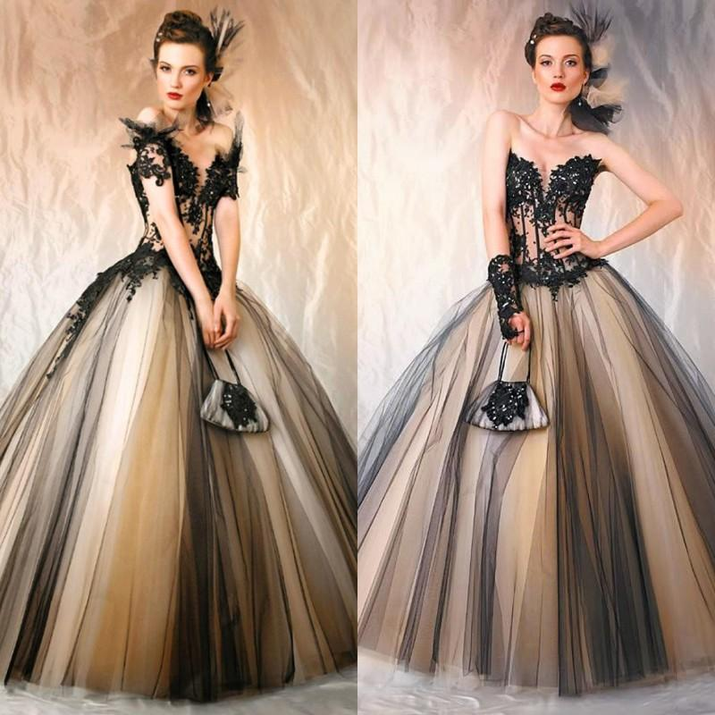 Big Ball Gown Prom Dresses - Prom Stores