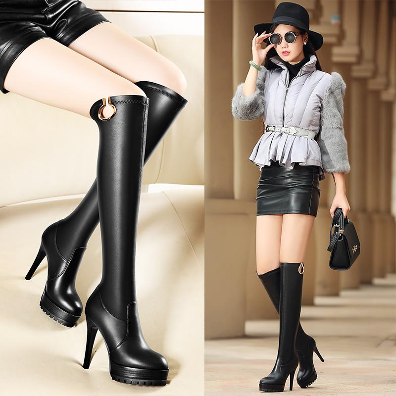 New Arrival Womens Ankle Boots Sexy Thigh High Boots Over Knee ...