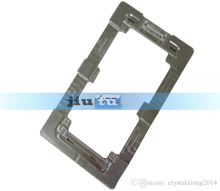 in all 4pcsprecision aluminium frame fixer mold fixture mould for iphone 4 4s 5