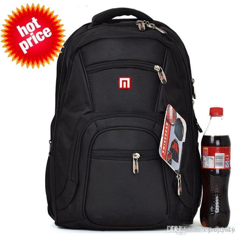 Best High Quality Laptop Backpack Double Shoulder School Bag ...