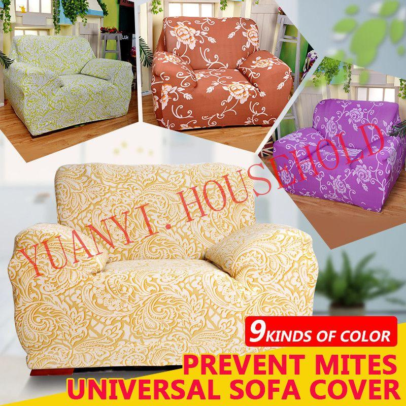 new design elastic hot sale 1 1 3 seats sofa cover home