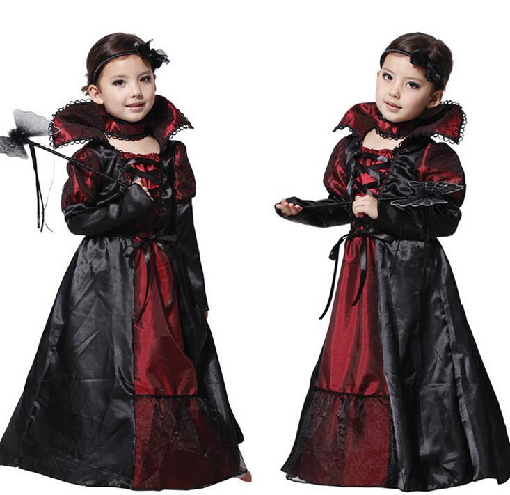 kids halloween costumes cosplay dress halloween costumes for child cosplay costume dance the queen dress the evil emperor queenu0027s clothes cosplay dress