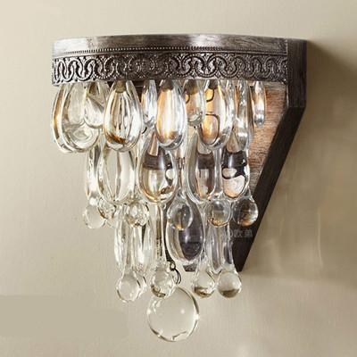 Italy Modern Wall Lamp Luxury Crystal Wall Lamps Led Wall