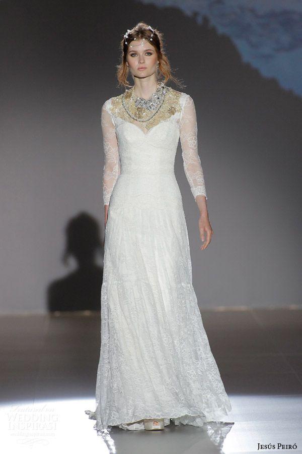 See larger image for Three quarter wedding dresses