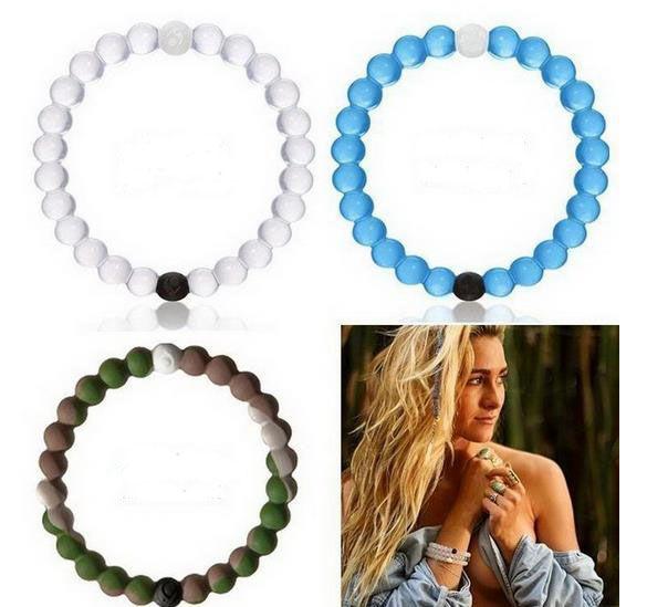 2016 Dhl Free Famous Brand Clear Lucite Gel Bracelets ...